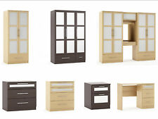 Argos Bedroom Furniture - Oak or Wenge - Chests, Drawers, Bedside Cabinet, Desk