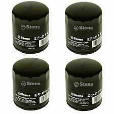 4 Oil Filters Fit AM101207 6513601 6652366 114-3494 2208174 5000440