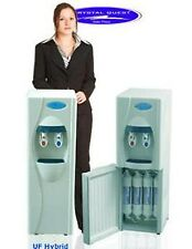 CRYSTAL QUEST Hybrid UF & RO Combo Floor Water Coolers