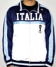 Italy Italia FIFA 2014 World Cup Soccer Embroidered Track Jacket