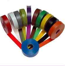 10M 18mm Vinyl Electrical Tape Insulation Adhesive Tape 1 Roll For Carft Making