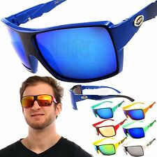 X-Loop Sports Shield Shades Baseball Cycling Golf Running Triathalon Sunglasses