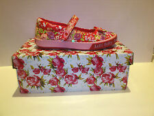Lelli Kelly 2014 Daisy Ballet Bow Geranium WITH 2 FREE GIFTS WHILE STOCKS LAST