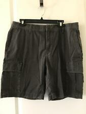 The North Face Mens Grey Rock Cargo Shorts Graphite Grey NWT Size 34-40