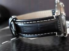 PADDED QUALITY LEATHER STRAP  FOR YOUR RAYMOND WEIL WATCH 18mm 20mm 22mm 24mm