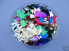 CHRISTMAS MIX CRAFT SEQUINS CONFETTI XMAS PARTY CARD MAKING ART 4/10/20/50G
