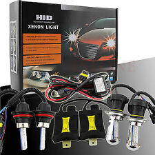 35/55W Xenon HID Slim Conversion Ampoules Light Kit H1 H3 H7 H8/H9/H11 9005/H10