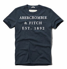 Abercrombie & Fitch Men Buell Mountain Moose Crew-Neck Tee T-shirt - $0 Ship