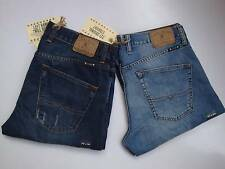 New Lucky Brand Mens Jeans 221 Original Straight Leg Low-Rise Slim Fit 140324A