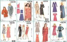 Kwik Sew Sewing Pattern Misses Dress & Outfits  Size XS S M L XL with  Plus Size
