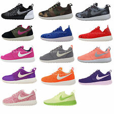 Nike Wmns Rosherun Roshe Run NSW PRM / Woven Womens Running Casual Shoes Pick 1