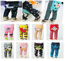 2015 Cute Baby Toddler Boy Girl Cotton Animal Leggings Socks Pants,36 Models