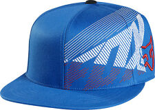 Fox Racing Forecaster 210 Fitted Hat Blue