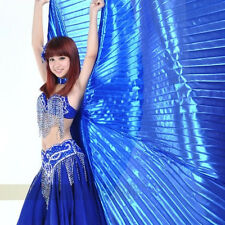 Belly Dance Costume Egypt Opening Isis Wings bifurcate Isis Wings Without Stick
