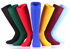 SAMSON® FOOTBALL PLAIN SOCKS RUGBY HOCKEY FREE DELIVERY MENS WOMENS KIDS