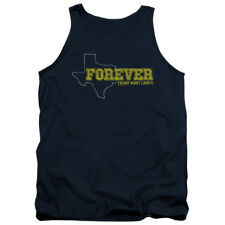 Friday Night Lights TV Series Texas Forever Adult Tank Top Shirt