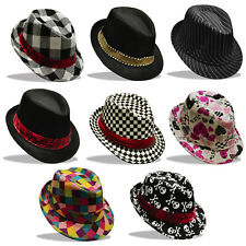 Children Kid Girls Boys Lovely Fedora Hat Stylish Lovely Fashion