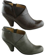 ORIZONTE ELISE WOMENS/LADIES LEATHER FASHION BOOTS/ANKLE BOOTS/SHOES/HEELS