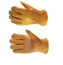 Well Lamont Premium Leather Work Gloves,  M, or L , or  X-Large