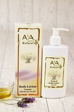 Aya Natural Body Lotion 240ml 8.1fl.oz 4 Different Scents Made In Israel