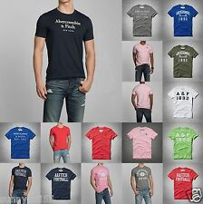 8 BIT Christmas Graphic ABERCROMBIE & FITCH MEN T-SHIRT Size S M L XL XXL NWT