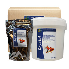HYDRA CRYSTAL Pond Green Single-Celled Algae Treatment Remove Green Cloudy Water