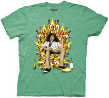 Workaholics Throne of Booze Ripple Junction Adult T-Shirt Tee