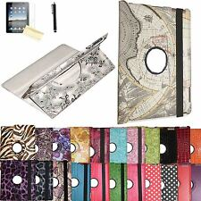 Rotating Leather Case Cover Stand Samsung Galaxy Tab 2 7.0 7-inch GT-P3110ZWABTU