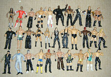 FIGURINE ACTION SÉRIE WWE DELUXE TNA CLASSIC LEGENDS AGRESSION MATTEL