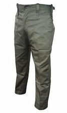 British Army - MANS LIGHTWEIGHT TROUSERS - Olive Green - Brand NEW