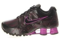Nike Shox Turbo XII SL Women's Size Running Shoes Black Magenta 472530 400