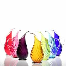 Orbix Hot Glass: Roxy Pitcher, in Multiple Colors