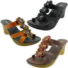 New Womens Sandals Wedge Shoes Platform Heels Peep Toe Slides Size 5 to 10 JUDY