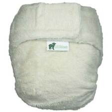 Littlelamb Bamboo nappy trial pack with matching wet bag