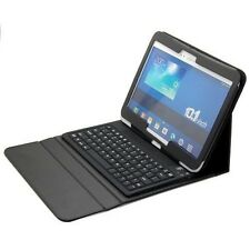 SAMSUNG GALAXY TAB 3 4 10.1 WIRELESS BLUETOOTH KEYBOARD CASE LEATHER COVER STAND