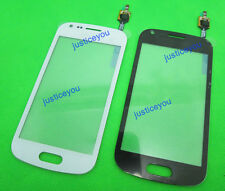 New digitizer touch screen glass panel lens FOR SAMSUNG GALAXY TREND PLUS S7580
