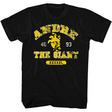 Andre The Giant WWE Hand Adult T-Shirt Tee