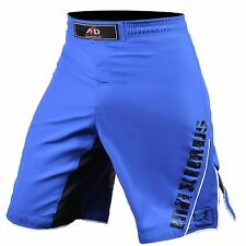ARD MMA Fight Shorts UFC Cage Fight Clothing Grappling Muay Thai Kick BoxingXS-3