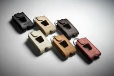 ASTON MARTIN KEY FOB COLORED LEATHER CASE / COVER