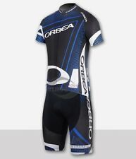 ORBEA Cycling Clothing Jersey & Bib Shorts Kit Sets Coolmax Padding A87
