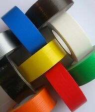 Duck Tape Duct Tape Gaffa Gaffer Waterproof Adhesive Repair Clothe Tape 10 Color
