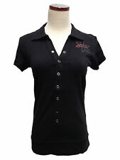 Oxbow Amich Polo in Black **NEW WITH TAGS ALL SIZES AVAILABLE**