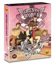 SHINee - The 2nd Concert : SHINee World 2 in Seoul [DVD + Poster + Gift]