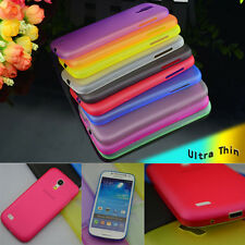 Soft Silicone Skin Phone Cover Case for Samsung Galaxy S4 S IV MINI i9190 I9195