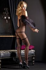 Buy Any 3 Designer Styled Black Crotchless Bodystockings Buy & Save Multi Offer