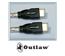 NEW  Outlaw Audio PDAV HDMI  Cable  -  Choose Meter Length  1m 2m 3m 5m