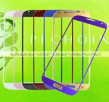 For Samsung Galaxy S4 i9500 i9505 i337 i545 L720 Front Outer Screen Glass Lens