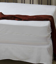 Guardmax - Bedbug Proof Waterproof Mattress Protector Cover - Zippered Style