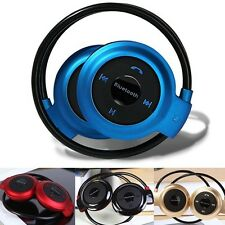 Wireless Bluetooth Stereo A2DP Headset Headphone Handsfree for Smart Cell Phone