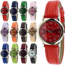 NEW LADIES Fashion Watch EASY READ BOLD Numbers PICADOR CLASSIC Everyday Value